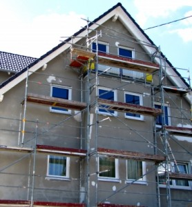 Fassade Streichen Haus Streichen Malerkosten Pro M2