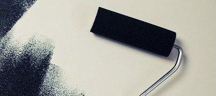 Fusselrolle Farbwalze Streichen Tipps